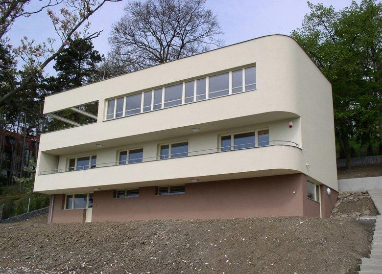 The villa of Martin Frič