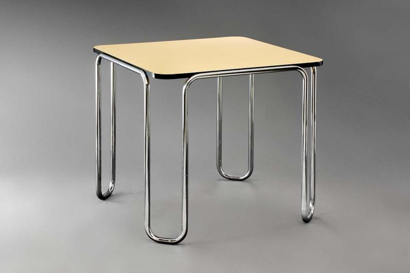 Tubular dining table