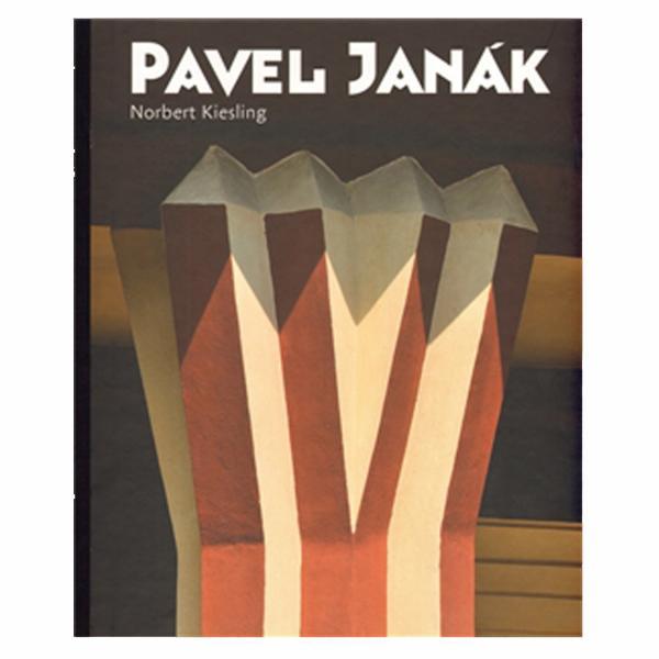 Monografie Pavla Janáka
