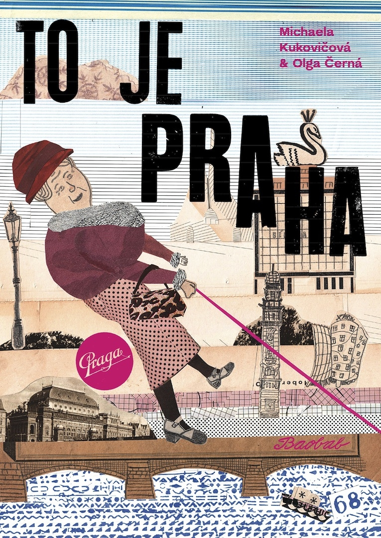 "Book ""This is Prague"""