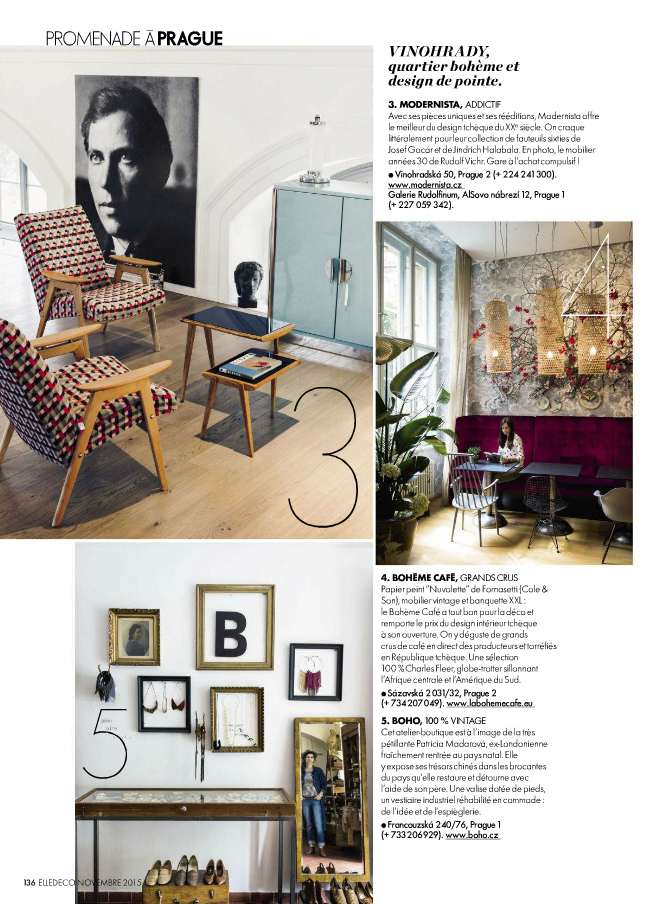 ELLE Decor France 2015/11