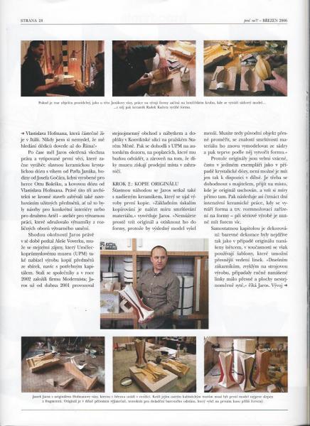 Magazín Proč ne?! 2006/03
