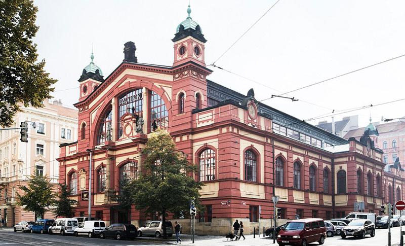 Modernista Pavilon