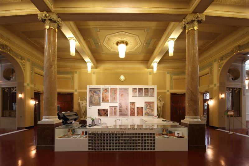 Výstava 'Ivan Lendl: Alfons Mucha'