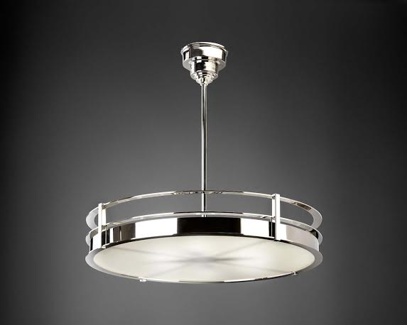 Functionalist light fixture