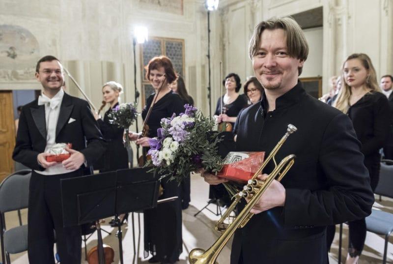 Modernista Design Partner of Prague Philharmonia