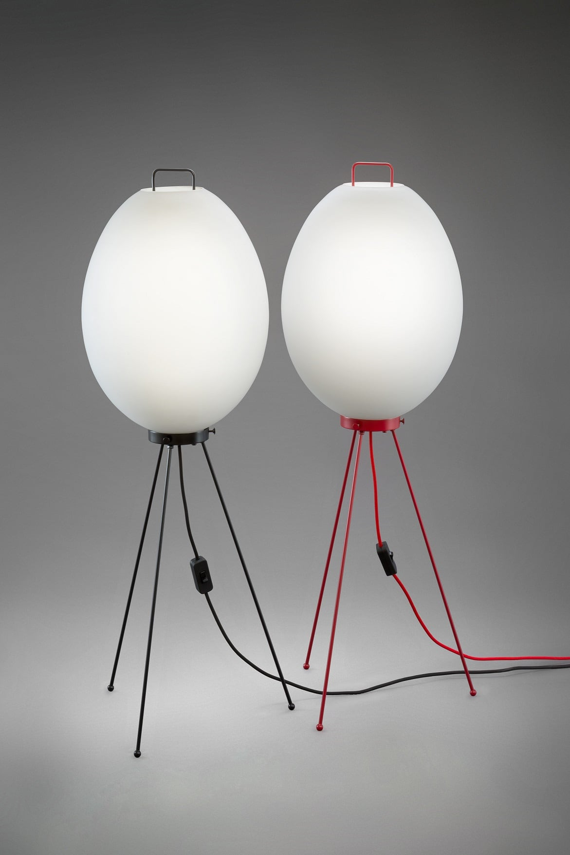 Egg – floor lamp