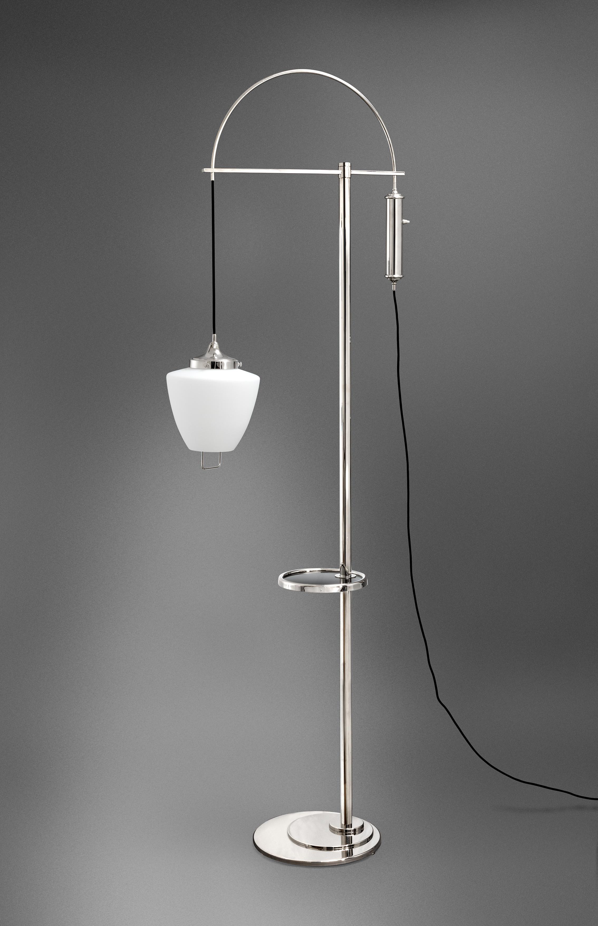 Stojací lampa Art Deco